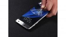 Акционное предложение на бронированную пленку для смартфонов Samsung 2017 года