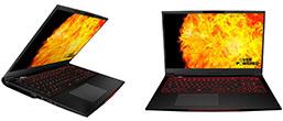 Новинка в мире ноутбуков: Overpowered Gaming Laptop 15+ (OP-LP2-BK)