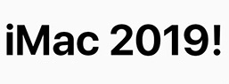 Обзор новинок Apple iMac 2019 года