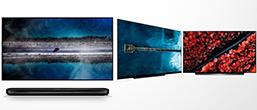 Обзор самых популярных моделей телевизоров Samsung, Sony и LG в 2019 году