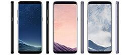 Samsung Galaxy S8 бестселлер 2017 года