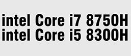 Сравнение процессоров Intel Core i5-8300H и Intel Core i7-8750H