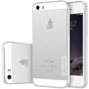 TPU чехол Nillkin Nature Series для Apple iPhone 5/5S/SE Бесцветный (прозрачный)