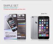 Защитная пленка Nillkin для Apple iPhone 6/6s plus (5.5