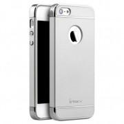 Чехол iPaky Joint Series для Apple iPhone 5/5S/SE Серебряный 16134