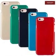 TPU чехол Mercury iJelly Metal series для Apple iPhone 6/6s (4.7