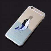 TPU чехол Ultrathin Series 0,33mm Ocean для Apple iPhone 6/6s (4.7