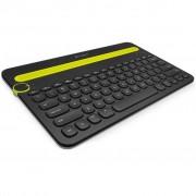 Logitech Bluetooth Multi-Device Keyboard K480 Black (920-006368)