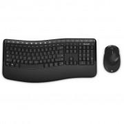 Microsoft Wireless Comfort Desktop 5050 BlueTrack Ru Ret AES (PP4-00017)