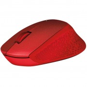 Logitech M330 Silent plus Red (910-004911)