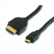 HDMI A to HDMI D (micro), 4.5m Cablexpert (CC-HDMID-15)