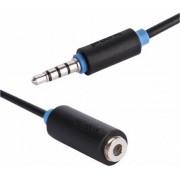 Jack 3.5mm to 2xJack 3.5 M 0.3m Prolink (PB155-0030)