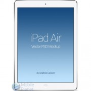 Apple iPad Air LTE 16GB Silver (A1475)