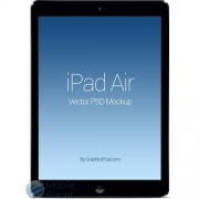 Apple iPad Air LTE 64GB Space Gray