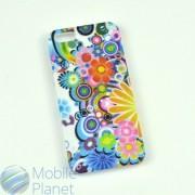 Чехол Apple iPhone 5s/5 Hero Цветы тип 3