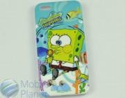 Накладка iPhone 5 Hero Sponge Bob тип 1
