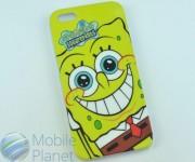 Накладка iPhone 5 Hero Sponge Bob тип 2