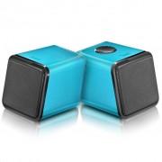 Divoom Iris 02 USB, blue