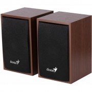 Genius SP-HF160 USB Wood (31731063101)