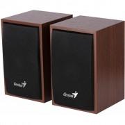 Genius SP-HF160 USB Wood (31731063101)