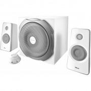 Trust Tytan 2.1 Subwoofer Speaker Set - white (18789)