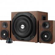 Trust Vigor 2.1 Subwoofer Speaker Set - brown (20244)