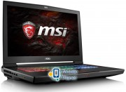 MSI (GT73VR 6RE-072PL)i7-6820HK/32/1TB/512/Win10/GTX1070 SLI