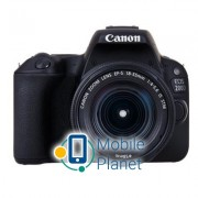 Canon EOS 200D kit 18-55 DC III Black (2250C014)