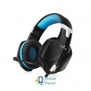 Гарнитура REAL-EL GDX-7500 Black/Blue (EL124100015)