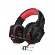 Гарнитура REAL-EL GDX-8000 Black/Red (EL124100017)