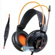Гарнитура Somic G925 черно-оранжевая (9590009919)