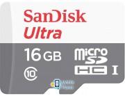 SanDisk ULTRA microSD UHS-I (SDSQUNS-016G-GN3MN)