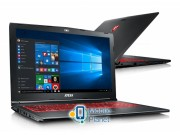 MSI GV62 i5-7300HQ/8GB/1TB/Win10X GTX1050Ti (GV627RE-1891XPL)
