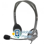 Logitech H111 Stereo Headset with 1*4pin jack (981-000593)