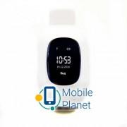 Смарт-часы GoGPS ME K50 Белые (К50БЛ)