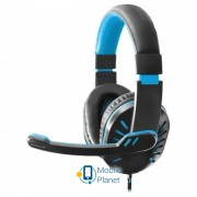 Гарнитура Esperanza EGH330B Black/Blue
