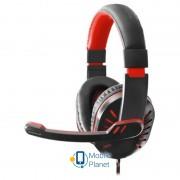 Гарнитура Esperanza EGH330R Black/Red
