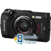 OLYMPUS TG-5 Black (Waterproof - 15m- GPS- 4K- Wi-Fi) (V104190BE000)