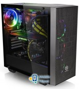 Thermaltake Core G21 Tempered Glass Edition без БП (CA-1I4-00M1WN-00)