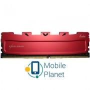 DDR4 8GB 2800 MHz Red Kudos eXceleram (EKRED4082817A)