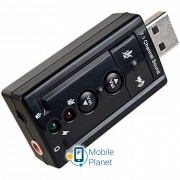 Dynamode C-Media USB 8 3D RTL (USB-SOUND7)