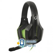 Гарнитура Gemix W-330 Gaming Black/Green (196051)