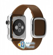 Ремешок Apple Brown Modern Buckle Medium для Watch 38mm MJ552
