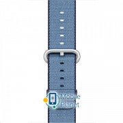 Ремешок Apple Woven Nylon Band Navy/Tahoe Blue (MP232) for Apple Watch 42mm