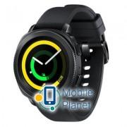 Смарт-часы Samsung Gear Sport SM-R600 Black (SM-R600NZKASEK) Госком