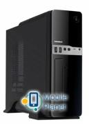 Корпус GameMax ST-607 Black 300W