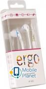 Наушники ERGO VT-101 White (5998904)