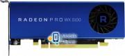 AMD Radeon Pro WX 3100 4GB GDDR5 (256 Bit) 1xDP, 2x Mini DP (100-505999) EU