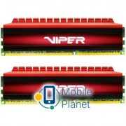 DDR4 16GB (2x8GB) 3000 MHz VIPER4 Patriot (PV416G300C6K)