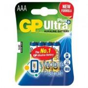 GP AAA LR03 Ultra Plus Alcaline * 4 (GP24AUP-2UE4)